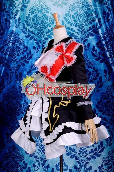 Umineko не Naku Коро Ni костюми Ushiromiya Maria Lolita Cosplay костюми