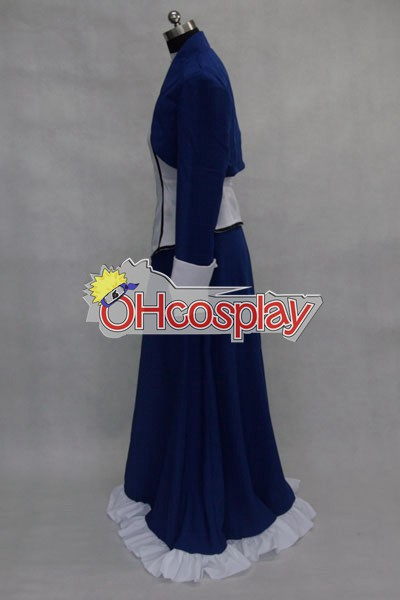 BioShock Infinite 3 Elizabeth Blue Dress Cosplay костюми
