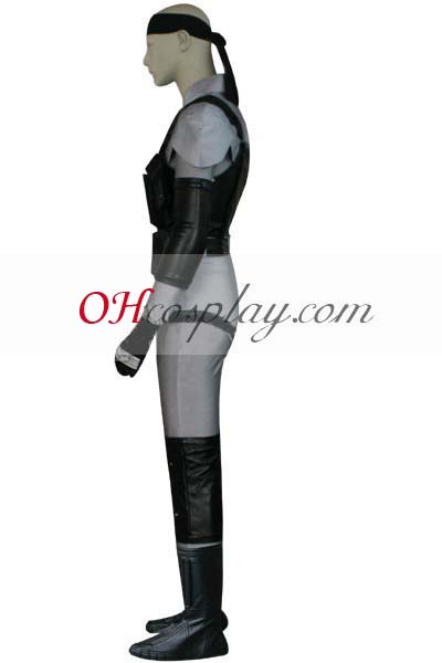 Metal Gear Solid Costumes 2 Solid Snake Cosplay Costume