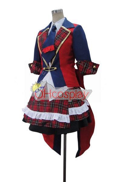 AKB0048 костюми Tomomi Itano Cosplay костюми
