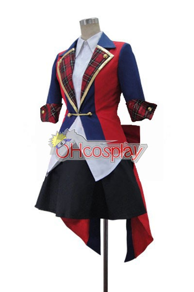 AKB0048 Fastelavn Kostumer Sayaka Akimoto udklædning Fastelavn Kostumer A062