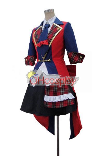 AKB0048 костюми Miyazawa Sae Cosplay костюми