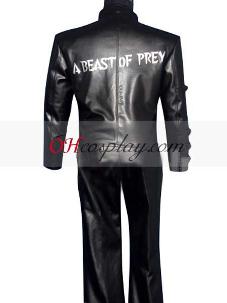 The King of Fighters\' 98 K Cosplay Costume(Only Jacket with our text on back)