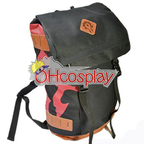 Blizzard WOW Tribal Черно Backpack
