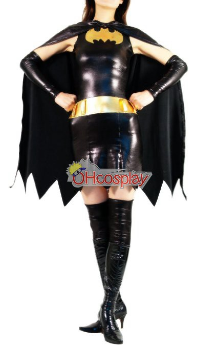 DC Batgirl Casual Wear Deguisements Costume Carnaval Cosplay