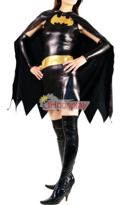 DC Batgirl Cosplay костюми