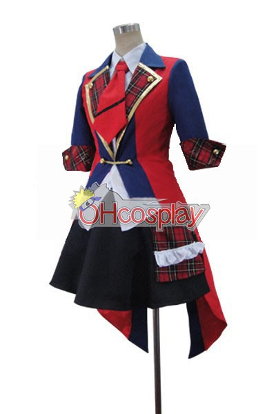 AKB0048 костюми Юки Kashiwagi Cosplay костюми
