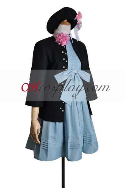 Amnesia костюми Хероинът рокля Cosplay костюми