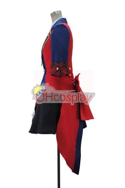 AKB0048 костюми Ватанабе Маю Cosplay костюми