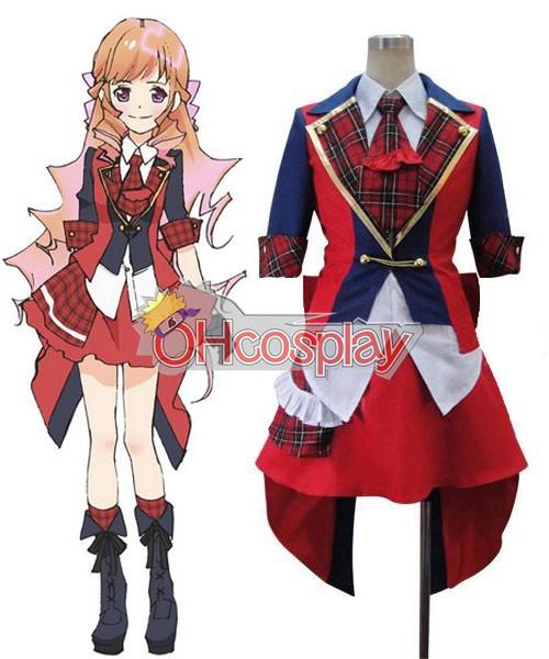 AKB0048 Kostuums Haruna Kojima Cosplay Kostuums