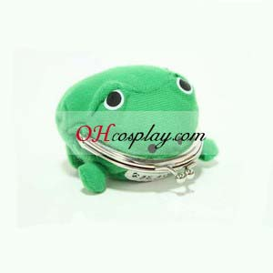 Naruto Puku Frog Wallet Cosplay Accessory