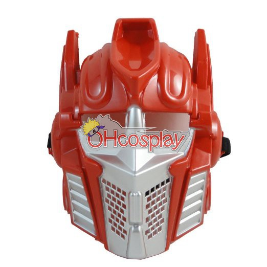Transformers Optimus Prime Cosplay Mask
