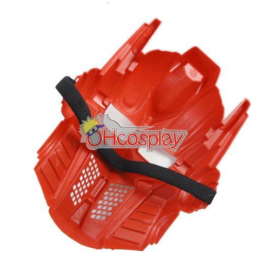 Transformers Optimus Prime udklædning Mask