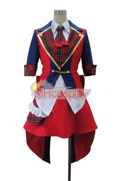 AKB0048 костюми Haruna Kojima Cosplay костюми