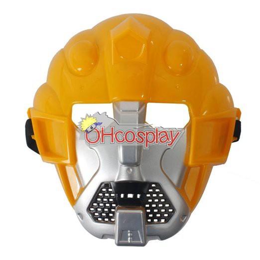 Transformers Bumblebee Cosplay Mask