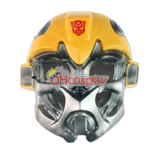 Transformers Bumblebee Cosplay Mask