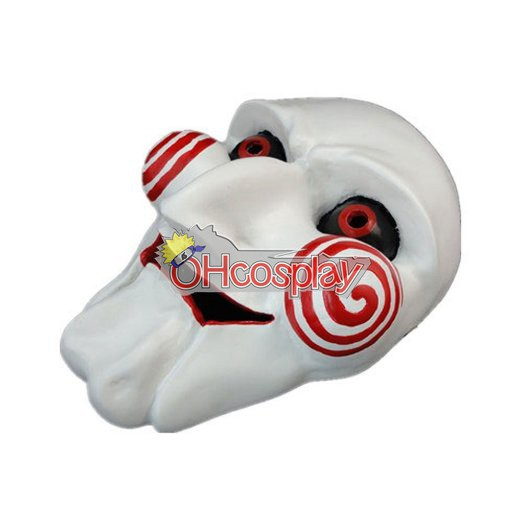 Saw Cosplay Mask