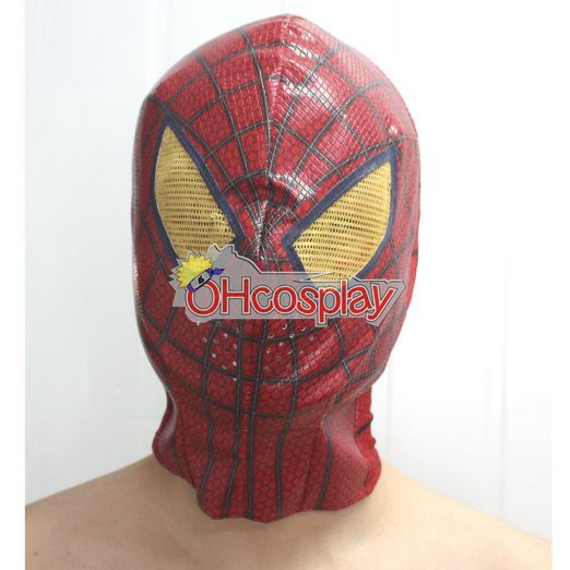Máscara de Spiderman Cosplay