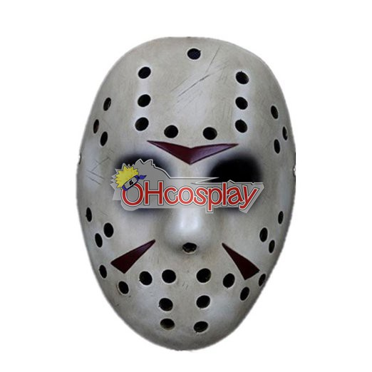 Jason udklædning Mask From Freddy Vs. Jason