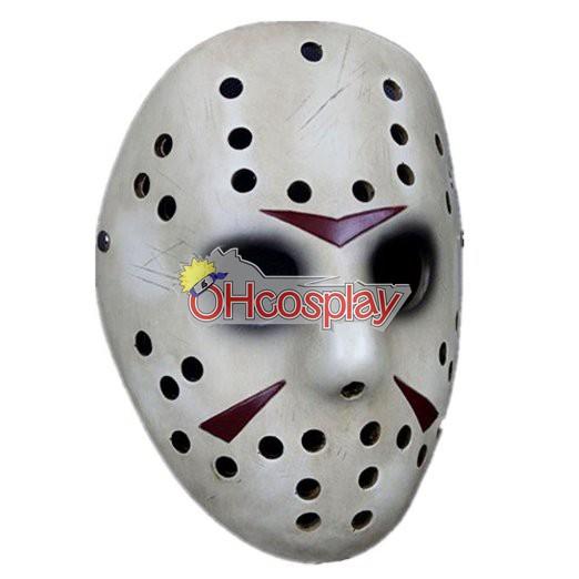 Jason udklædning Mask From Freddy Vs. Jason