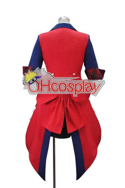 AKB0048 костюми Юко Ошима Cosplay костюми
