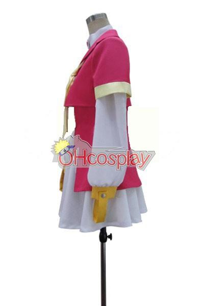 AKB0048 костюми Mimori Кишида Cosplay костюми