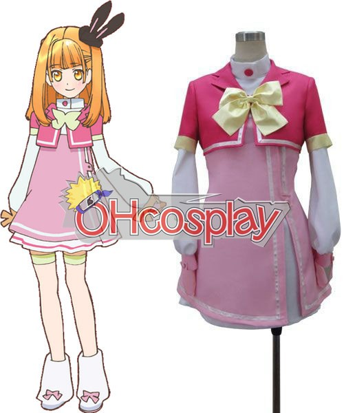 AKB0048 Costumes Sonata Shinonome Cosplay Costume