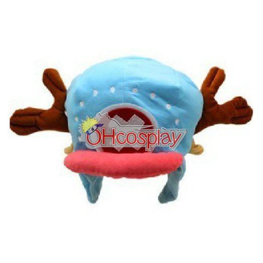 Едно парче костюми Chopper Hat Cosplay аксесоари