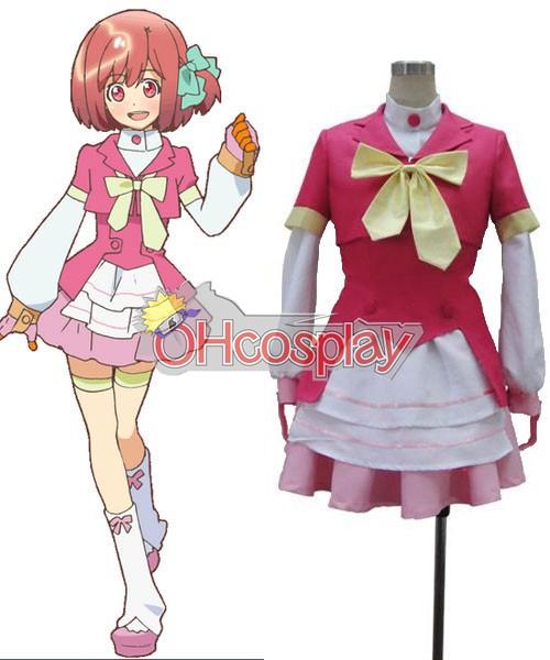 AKB0048 Cosplay Nagisa Motomiya Cosplay Costume