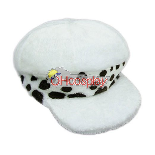 One Piece Kostymer Trafalgar Law After 2Y Cosplay Hat