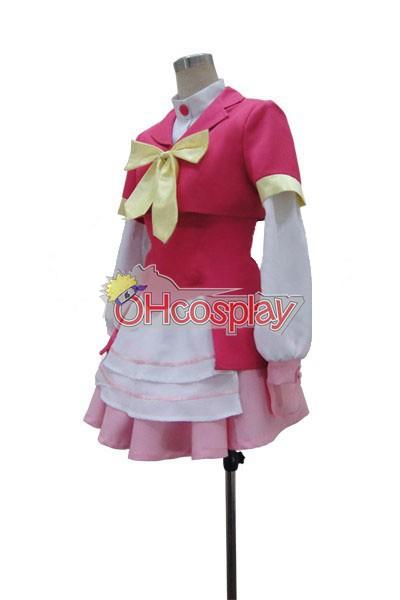 AKB0048 костюми Nagisa Motomiya Cosplay костюми