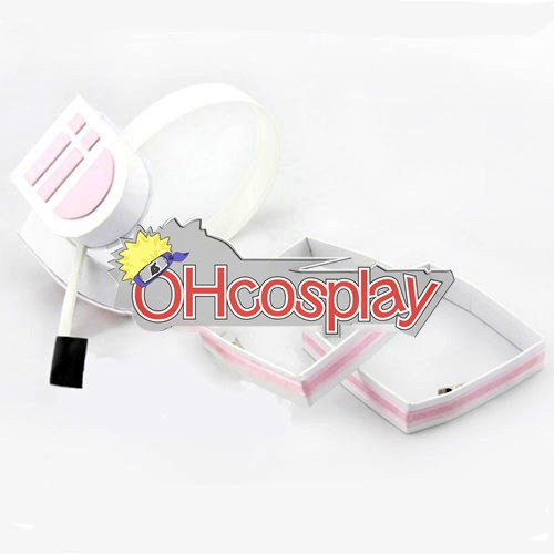 Sakura Miku Vocaloid Copslay Headset - Deluxe Version