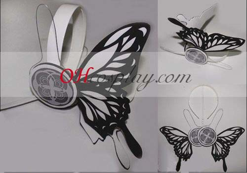 Vocaloid Snow Miku Copslay White Prop Headset