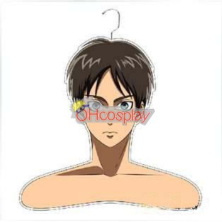 Attack on Titan Fastelavn Kostumer Eren Clothes Hanger