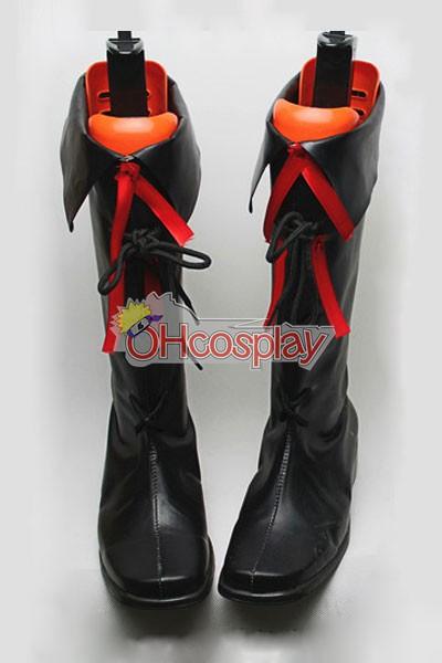 AKB0048 костюми Юко Ошима Cosplay Обувки