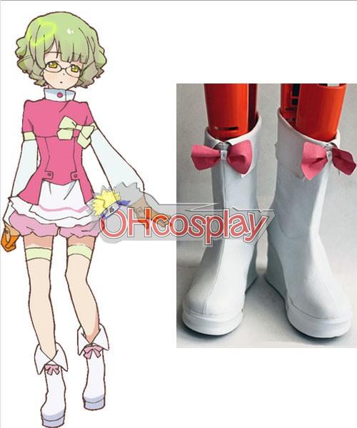 AKB0048 костюми Саяка Akimoto Cosplay Обувки