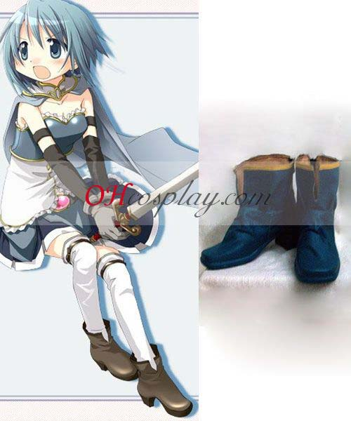 Puella Magi Costumes Miki Sayaka Cosplay Shoes