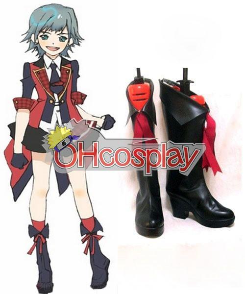 Disfraces AKB0048 Sae Miyazawa Cosplay Zapatos