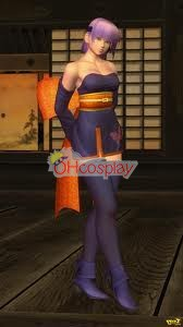 Ayane Scarpe Cosplay From Dead or Alive Scarpe Cosplay