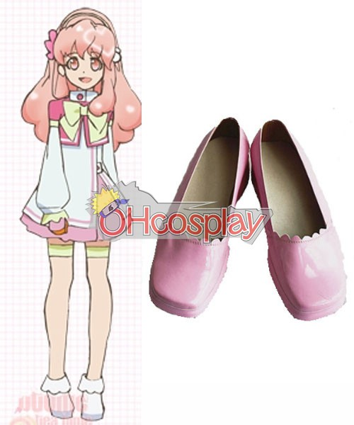 AKB0048 Costumes Yuka Ichijo Boots Cosplay Shoes