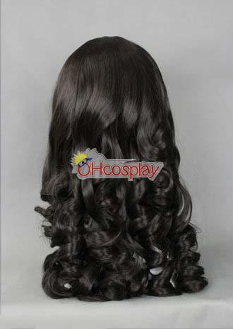 Universal EuropeStyle Черно 50 cm Wave перука-324В