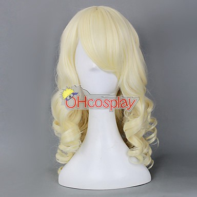 Universal EuropeStyle Off-White 50cm Wave Wig-324A
