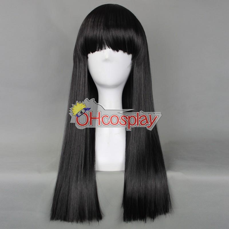 Universal Черно 60cm Long перука-032D