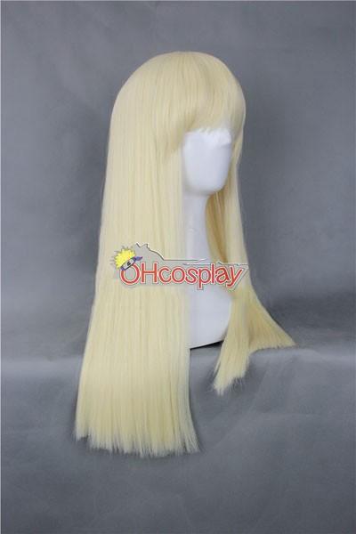 Universal Off-White 60cm Long Wig-032C