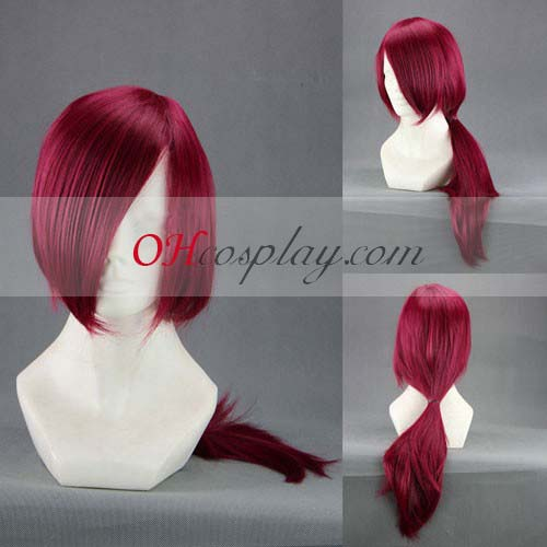 Universal Off-White 60cm Long Wig-032C