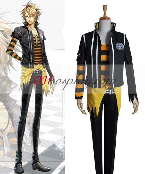 Amnesia Cosplay Toma Cosplay Costume