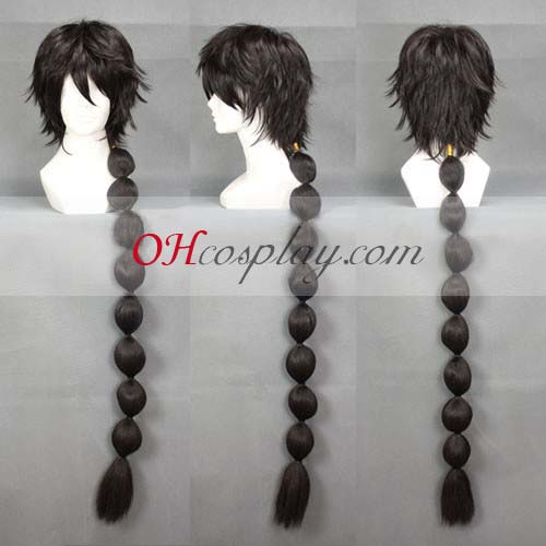 MAGI Judal Black Cosplay Wig-296A