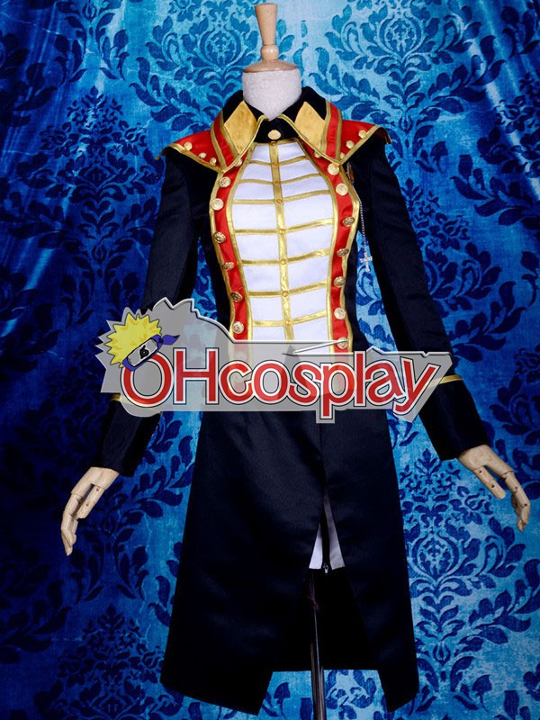 VOCALOID2 LUKA Army Uniform Lolita Cosplay