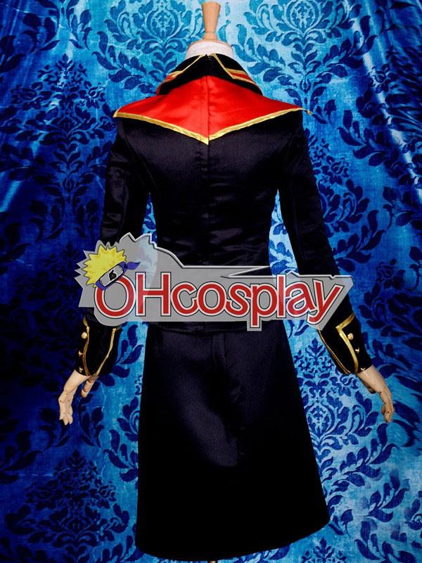 VOCALOID2 ЛУКА Army Uniform Lolita Cosplay