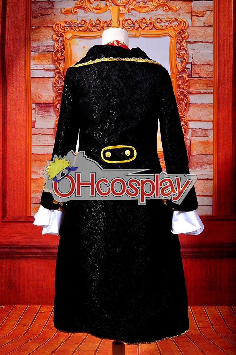 Ruler Vocaloid Meiko Cosplay костюми